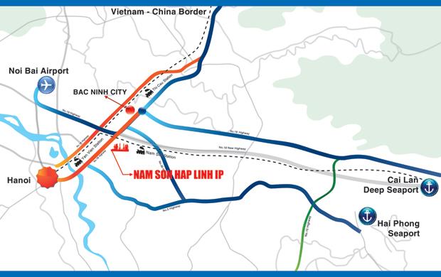 Cho Thuê Nhà Xưởng Khu Công Nghiệp Hạp Lĩnh Bắc Ninh