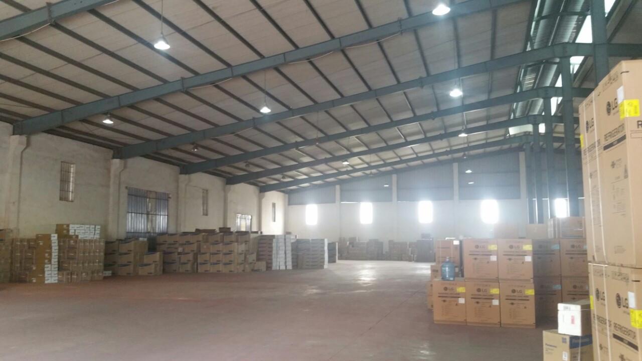 Cho thuê xưởng khu công nghiệp Quang Minh Mê Linh
