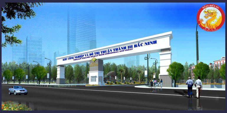 Cho Thuê Nhà Xưởng Khu Công Nghiệp Thuận Thành Bắc Ninh