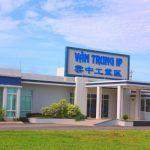Cho thuê kho xưởng khu công nghiệp Vân Trung Bắc Giang