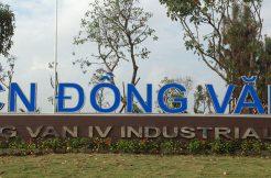 Cho thuê đất xây nhà xưởng KCN Đồng Văn IV Hà Nam