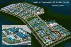 Cho thuê đất khu công nghiệp Đình Trám Bắc Giang