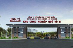 Bán Đất Khu Công Nghiệp Quế Võ II - Bắc Ninh