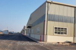 Cho thuê kho xưởng khu công nghiệp song khê nội hoàng