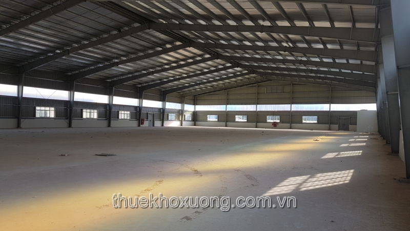 Warehouse/Factory for rent in Hai Duong Province
