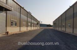 Cho thuê kho xưởng tại Thái Nguyên, khu công nghiệp Điềm Thụy