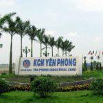 Cho thuê đất Khu công nghiệp Yên Phong Bắc Ninh
