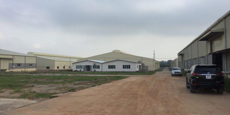 Cho thuê nhà xưởng khu công nghiệp Bạch Hạc