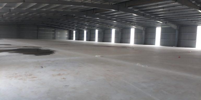 cho thuê xưởng 2300m kcn tiên sơn