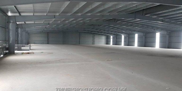 cho thuê xưởng 1200m kcn tiên sơn