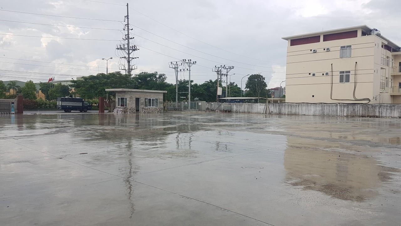 Cho thuê kho xưởng KCN Tiên Sơn diện tích 1900m2