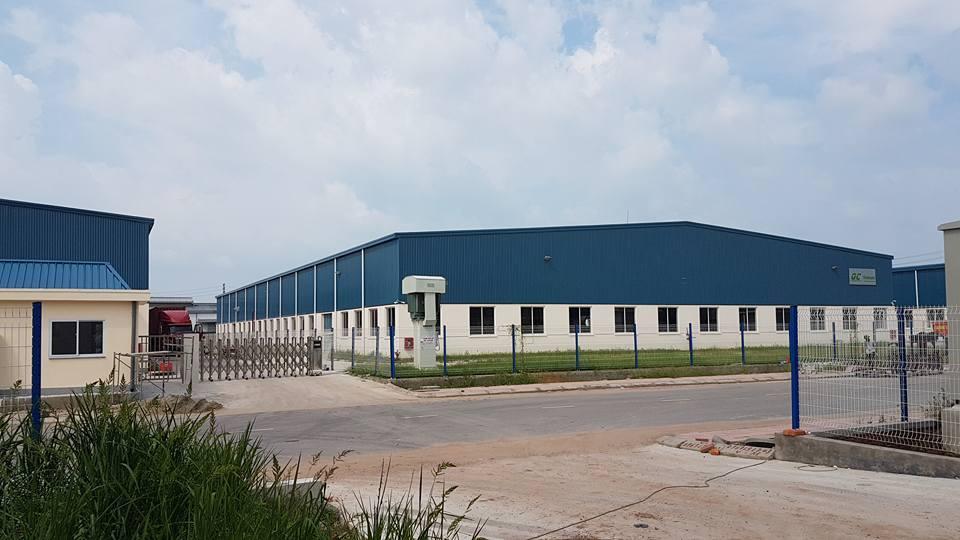Factory for Lease in Ba Giang – Van Trung Industrial