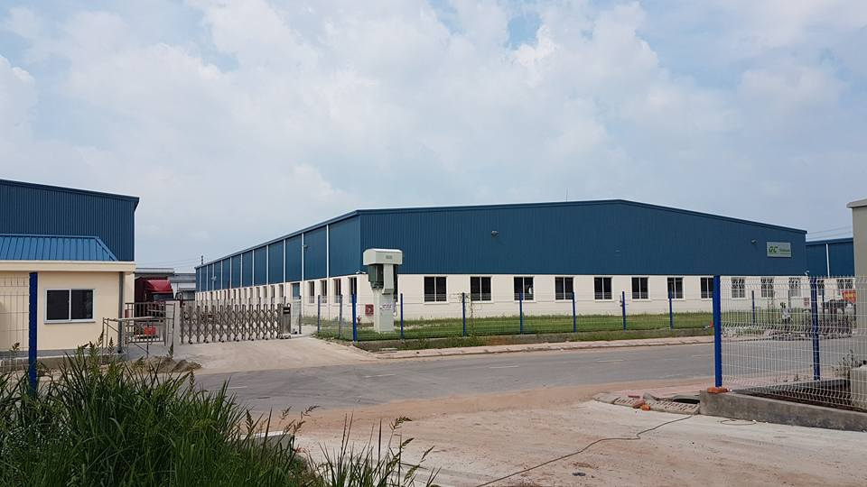 Cho Thuê Kho Xưởng Bắc Giang, KCN Vân Trung 4,284m2