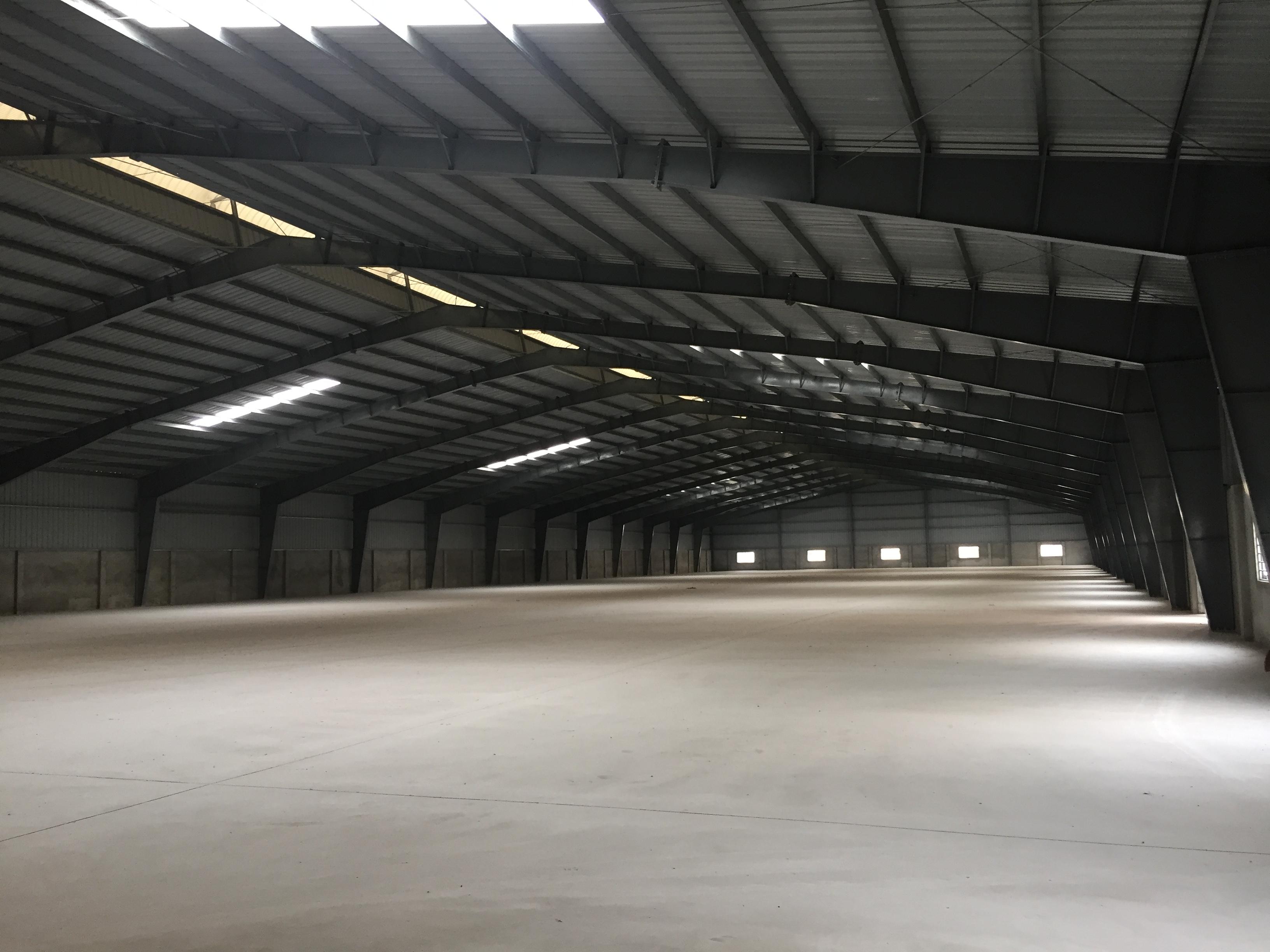 Cho Thuê Nhà Xưởng tại Phú Thọ CCN Bạch Hạc 3.318 m2