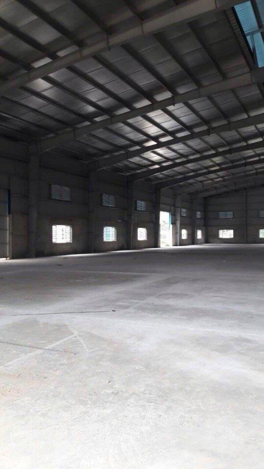 Cho thuê nhà xưởng tại Hà Nội