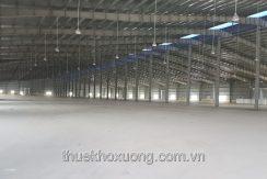 Cho thuê kho xưởng Bắc Ninh