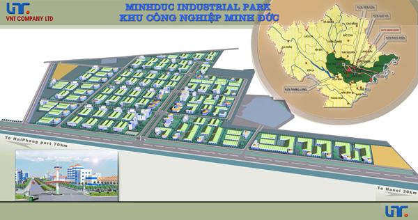 cho thuê đất công nghiệp tại Hưng Yên