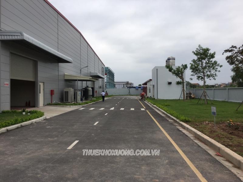 新工厂出租在兴安工业区- Pho Noi B, Hung Yen