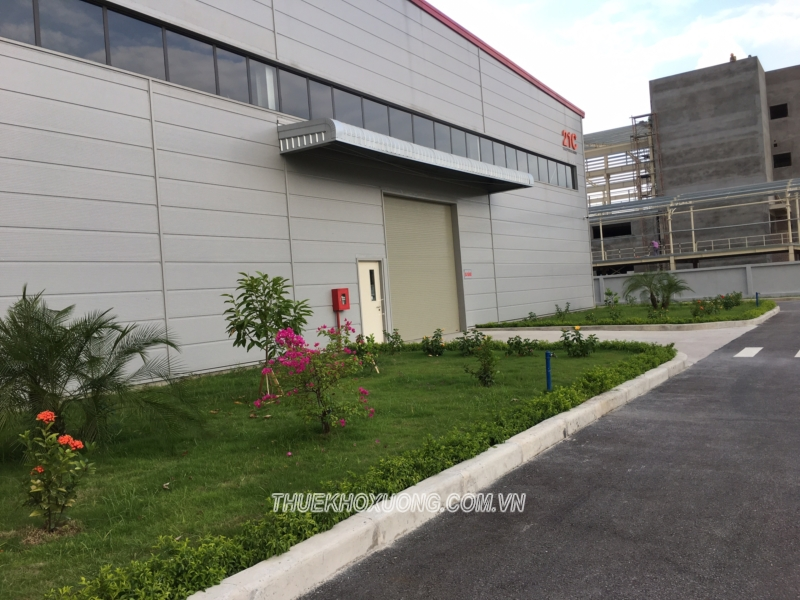 Workshop for rent in Hung Yen province – Pho Noi B Industrial