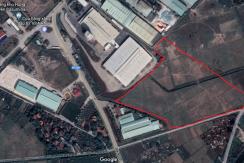 chuyển nhượng đất khu công nghiệp phố nối