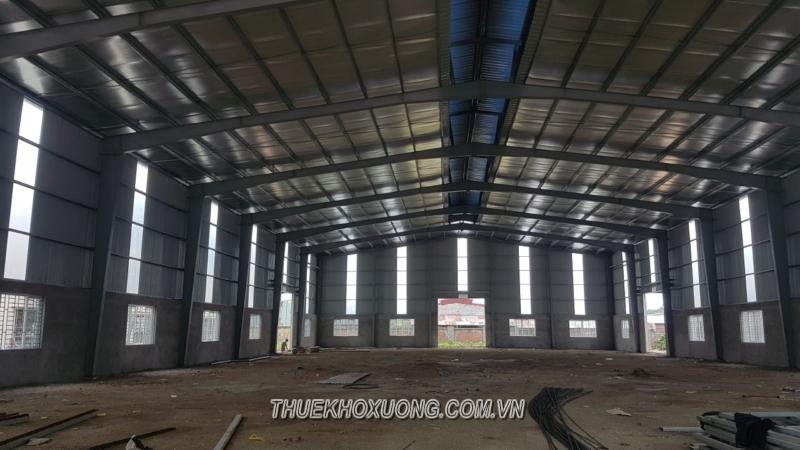 Cho thuê nhà xưởng thuận thành, Bắc Ninh