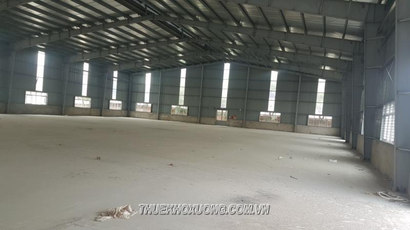 Cho thuê nhà xưởng tại KCN Yên Phong 2, Bắc Ninh