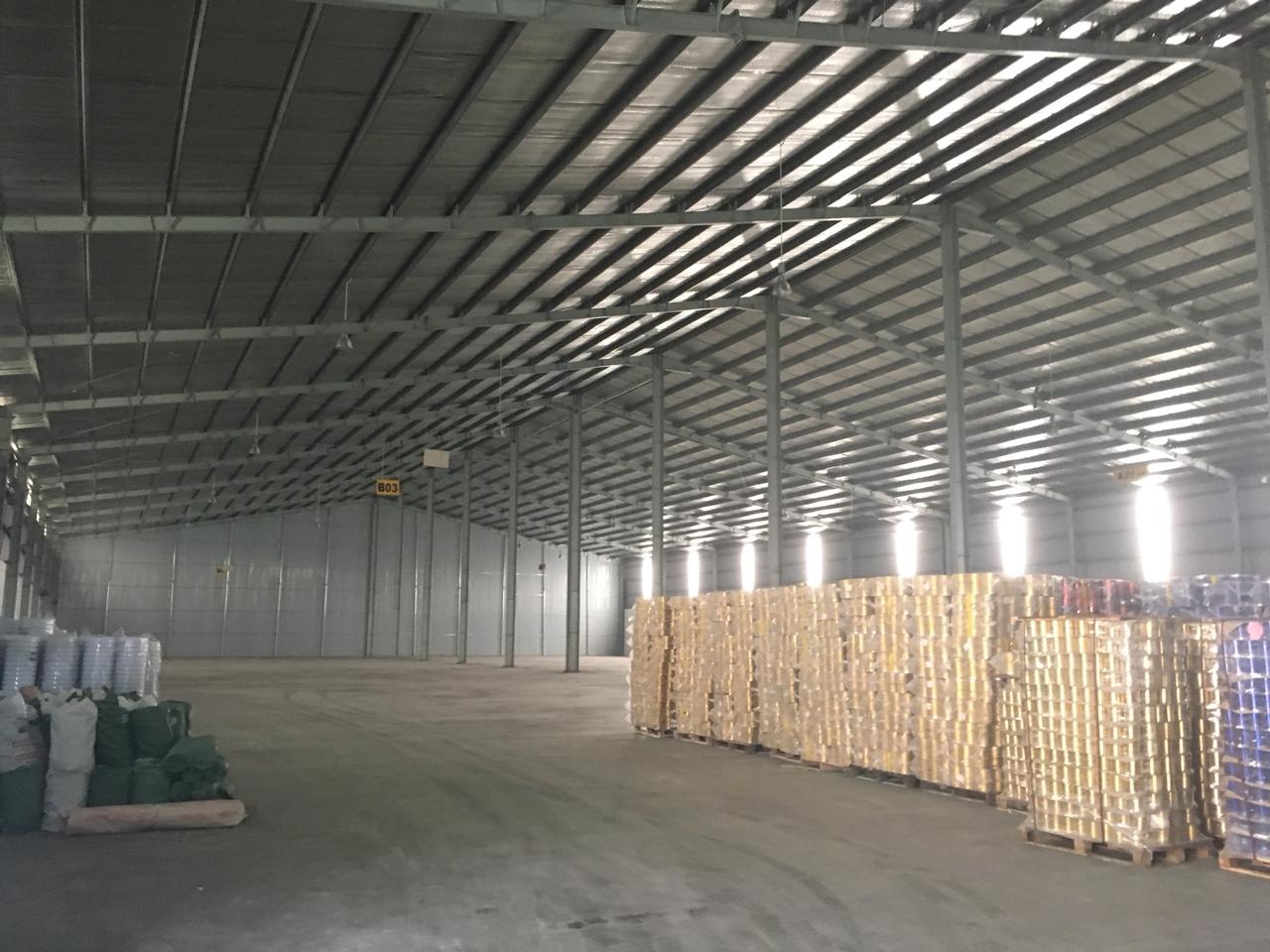 Cho thuê nhà xưởng khu công nghiệp Tân Hồng Bắc Ninh
