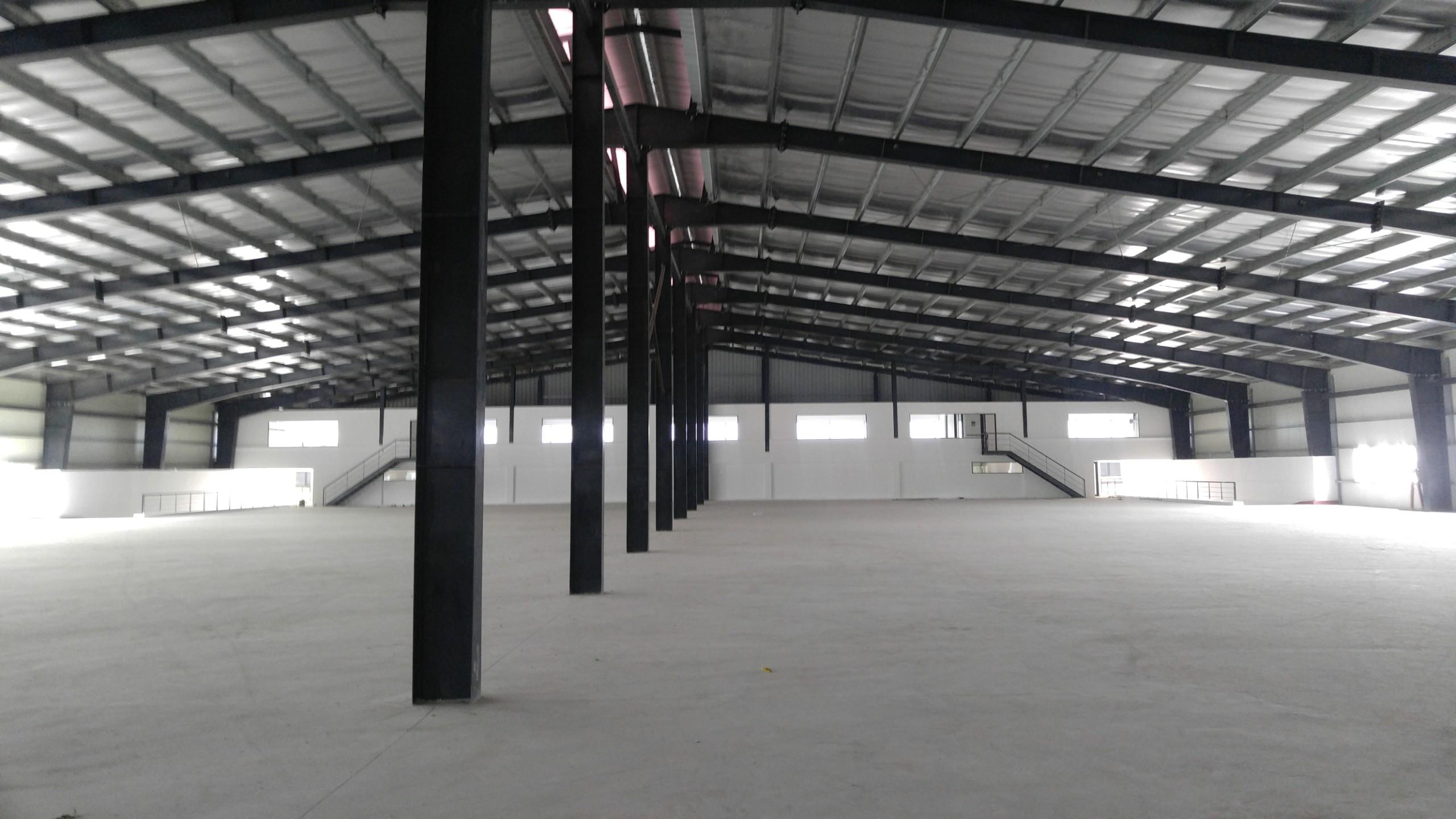 Cho thuê nhà xưởng KCN Song Khê- Nội Hoàng
