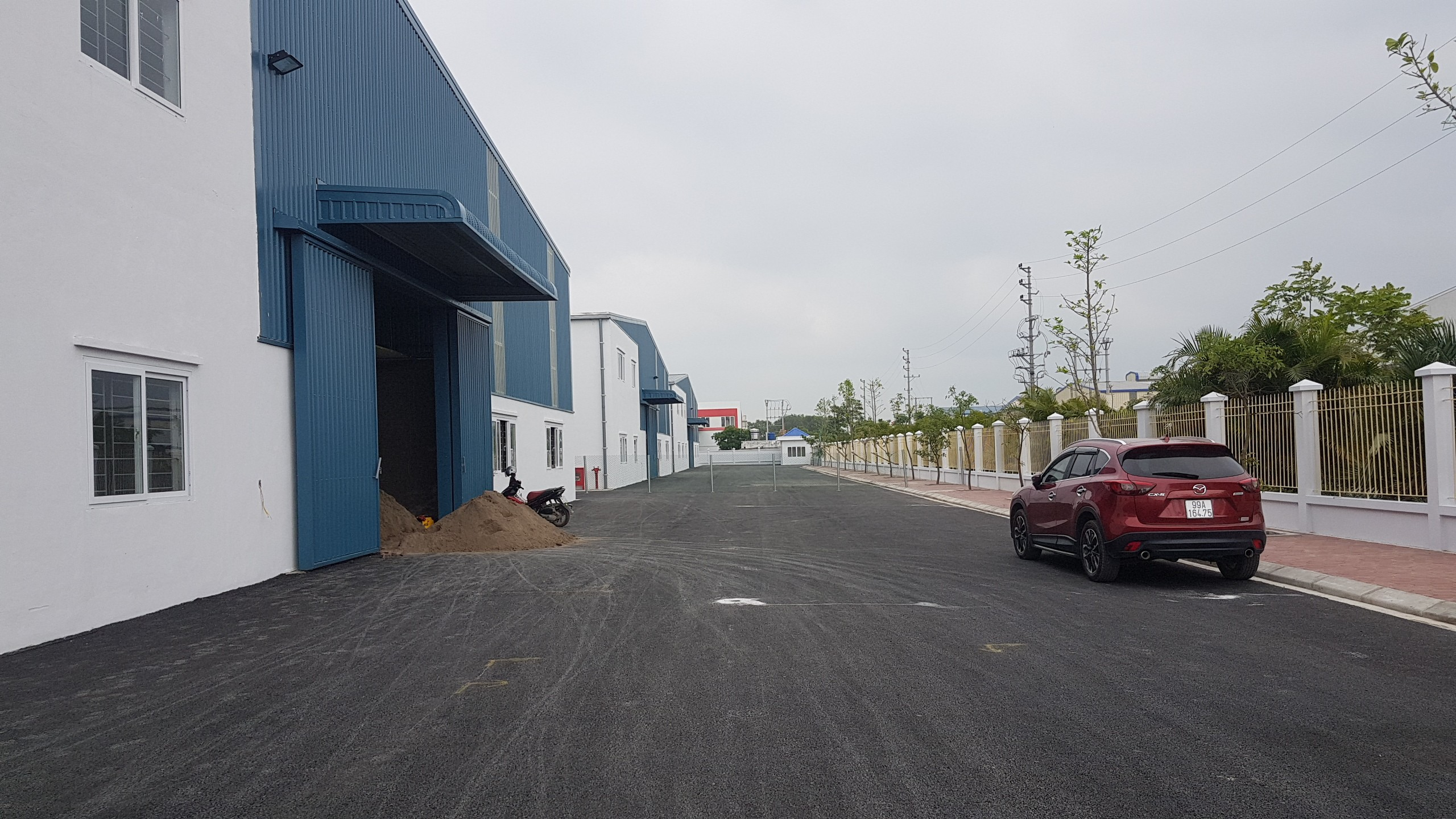 Factory for Lease in Khai Son Thuan Thanh, Bac Ninh Province