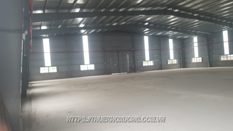 Factory for rent in Bac Ninh city, Bac Ninh Province