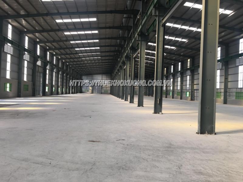 Cho Thuê Nhà Xưởng ở Hưng Yên – Minh Đức
