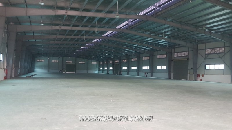 Factory/Warehouse for rent in Bac Ninh – Vietnam