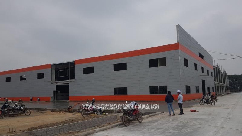 Cho thuê xưởng Vĩnh Phúc – KCN Bình Xuyên