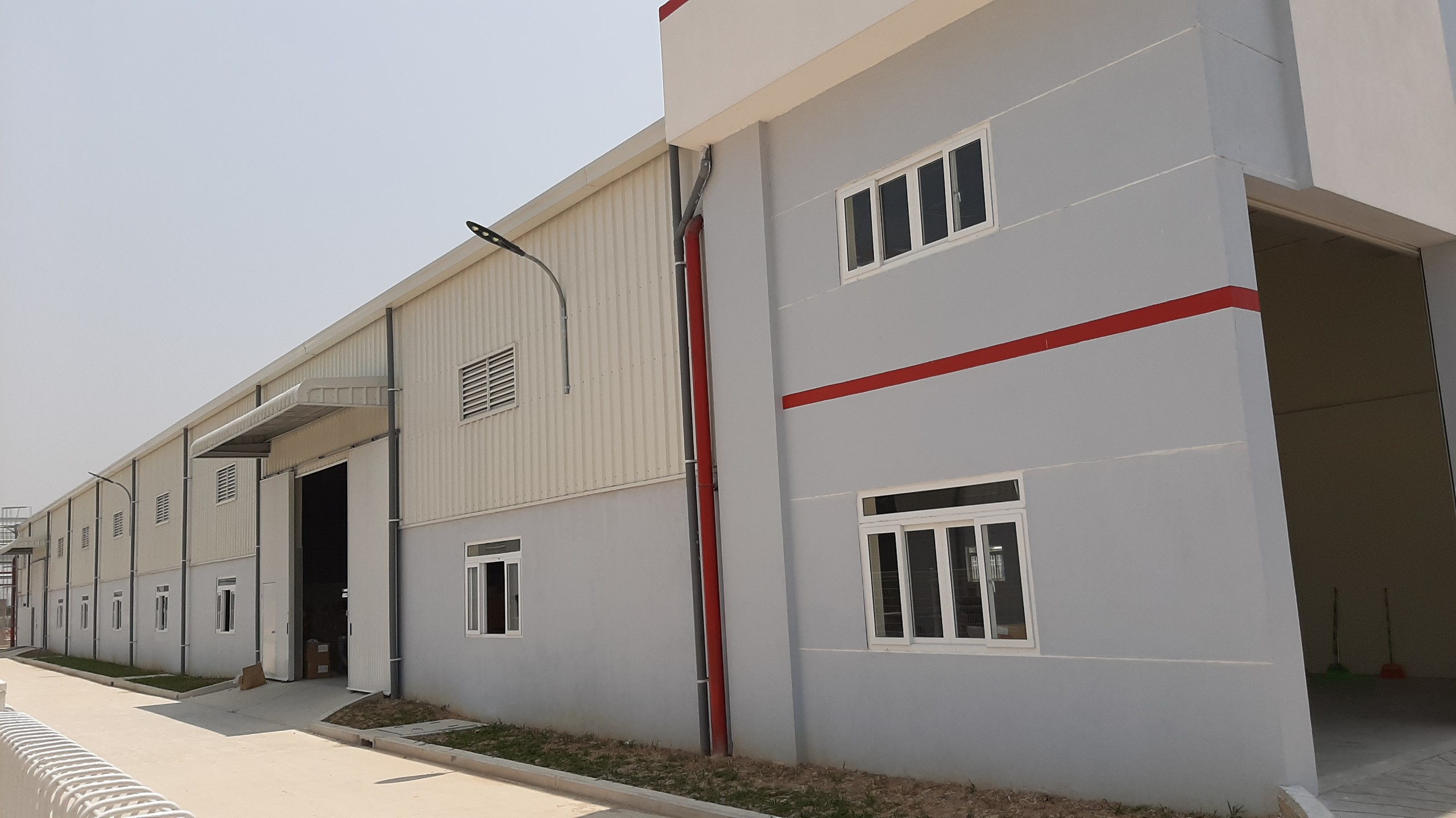 Factory for Lease in Yen Phong Industrial Park, Bac Ninh Province