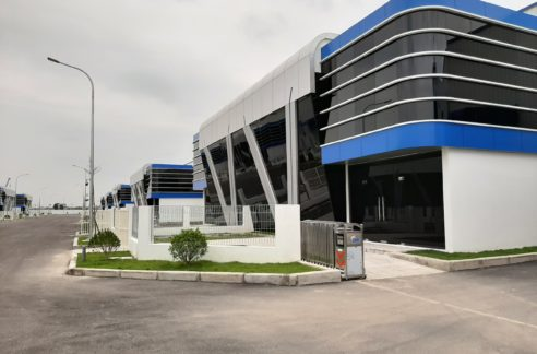 factory for rent in VSIP bac ninh