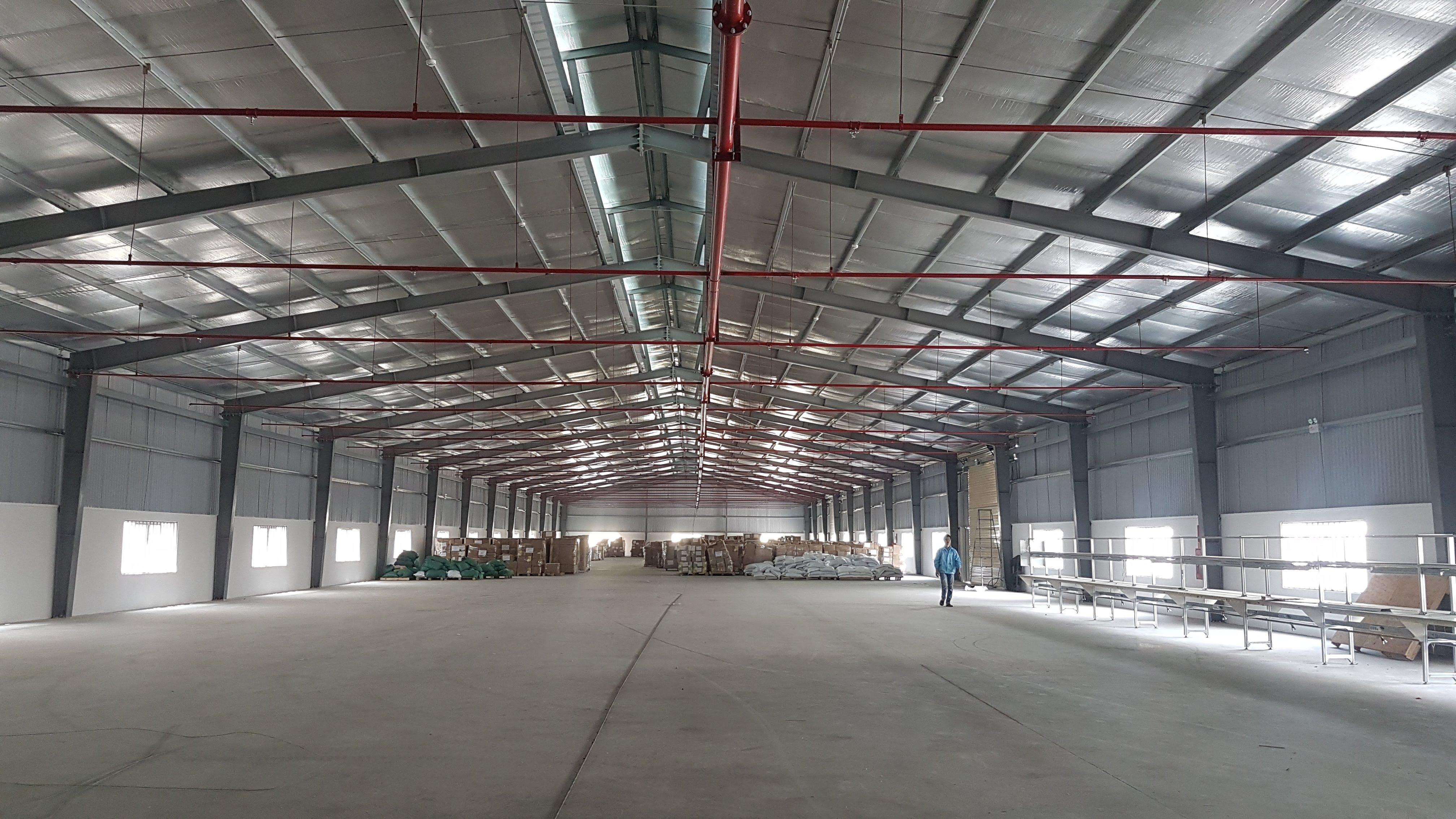 Cho thuê nhà xưởng tại Hà Nam – KCN Châu Sơn