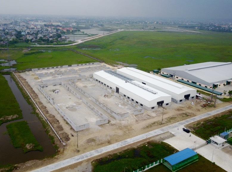 Cho Thuê Nhà Xưởng Nam Định – KCN Mỹ Trung