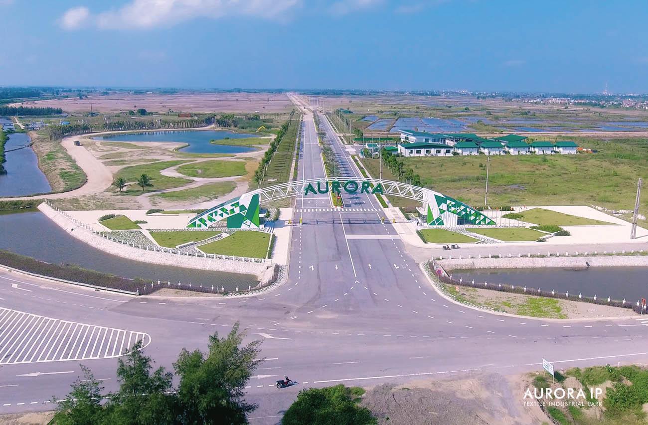 Aurora Textile Industrial Zone – Nam Dinh