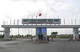 Hoa Phu Industrial park – Bac Giang Province